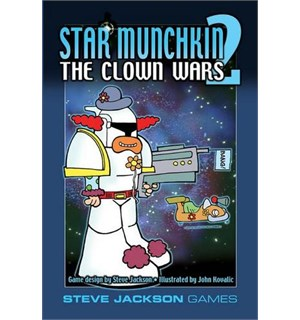Star Munchkin 2 The Clown Wars
