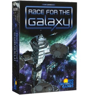 Race for the Galaxy Brettspill