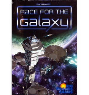 Race for the Galaxy Brettspill/Kortspil