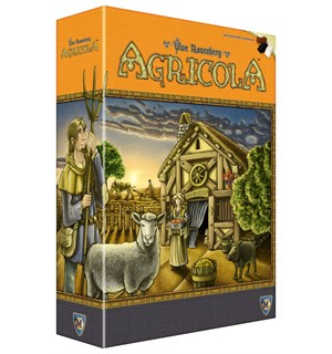 Agricola Brettspill Advanced Level
