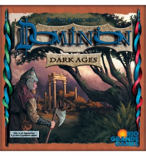 Dominion Dark Ages Brettspill Utvidelse Expansion til Dominion