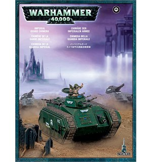 Imperial Guard Chimera Warhammer 40K