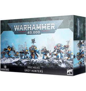 Space Wolves Pack (Grey Hunters) Warhammer 40K