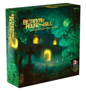 Betrayal at House on the Hill Brettspill