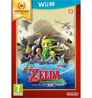 Legend of Zelda The Wind Waker HD Wii U