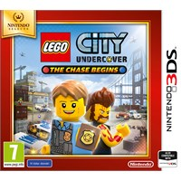 Lego City Undercover 3DS The Chase Begins