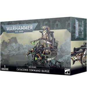 Necrons Catacomb Command Barge Warhammer 40K Annihilation Barge