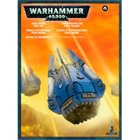 Space Marine Drop Pod Warhammer 40K