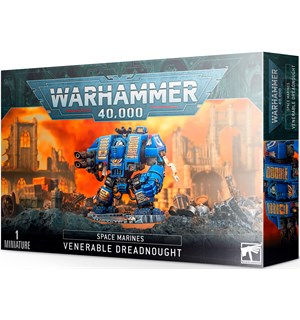 Space Marine Venerable Dreadnought Warhammer 40K