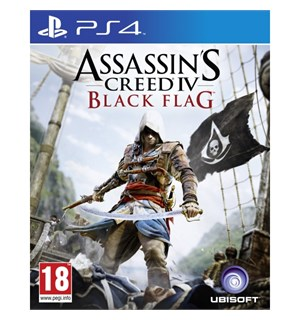 Assassins Creed 4 Black Flag PS4 Assassins Creed IV