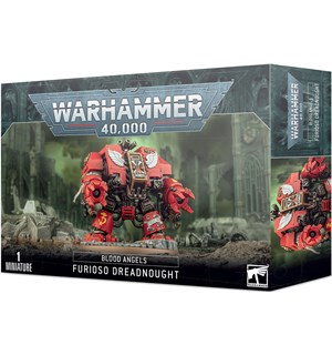 Blood Angels Furioso Dreadnought Warhammer 40K