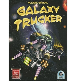 Galaxy Trucker Brettspill