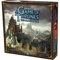 Game of Thrones 2nd edition Brettspill Second Edition