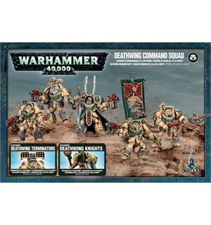 Deathwing Command Squad Warhammer 40K
