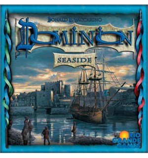 Dominion Seaside Brettspill Utvidelse Expansion til Dominion