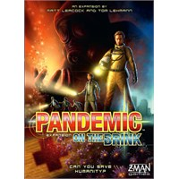 Pandemic On the Brink Expansion Utvidelse til Pandemic