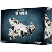 Tau Empire TX4 Piranha Warhammer 40K