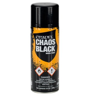 Citadel Spray Chaos Black