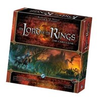 Lord of the Rings Card Game Kortspill Hovedspill Lotr TCG