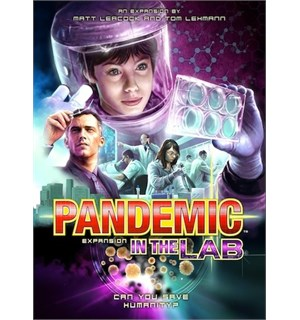 Pandemic In the Lab Expansion Utvidelse til Pandemic