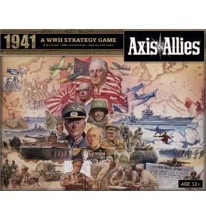 Axis & Allies 1941 Brettspill Et raskere Axis & Allies!