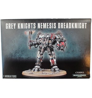 Grey Knight Nemesis Dreadknight Warhammer 40K