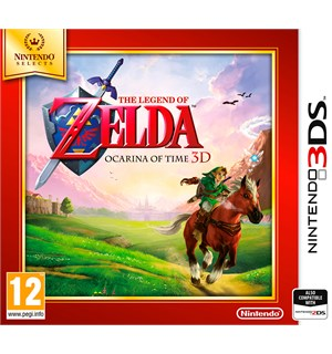 Legend of Zelda Ocarina of Time 3DS