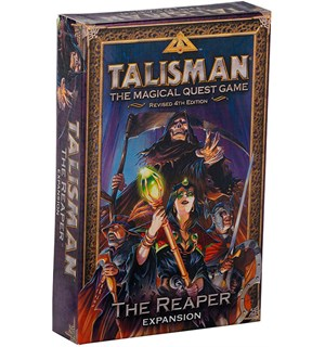 Talisman The Reaper Expansion Utvidelse til Talisman Revised 4th Ed