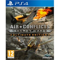 Air Conflict Secret Wars Ultimate PS4 Ultimate Edition