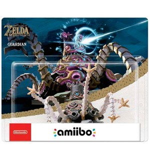 Amiibo Figur Guardian The Legend of Zelda Breath of the Wild