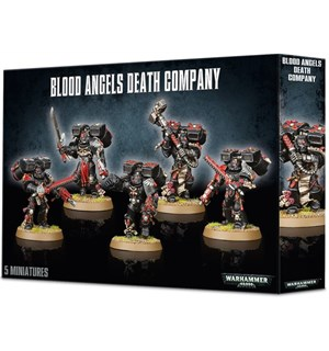 Blood Angels Death Company Warhammer 40K