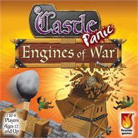 Castle Panic Engines of War Exp Utvidelse til Castle Panic Brettspill