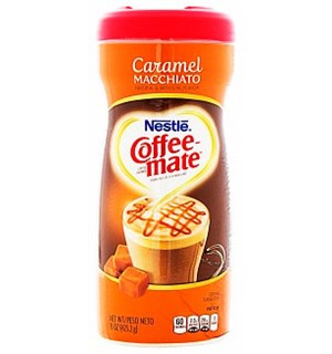 Coffee Mate Caramel Latte Coffee Creamer 425 gram