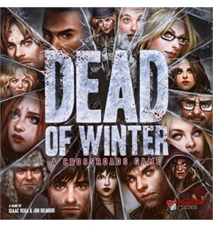 Dead of Winter Brettspill A Crossroads Game