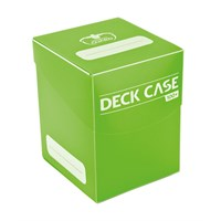 Deck Case Ultimate Guard 100+ Grønn Samleboks for 100  kort m/double sleeve