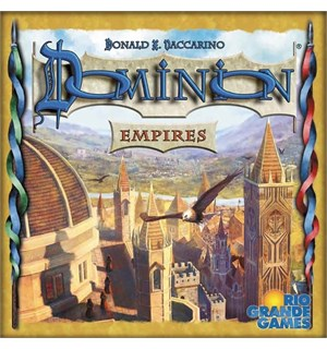 Dominion Empires Expansion Utvidelse til Dominion Brettspill