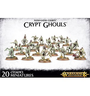 Flesh Eater Courts Crypt Ghouls Warhammer Age of Sigmar