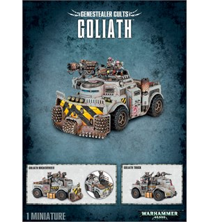 Genestealer Cults Goliath Warhammer 40K