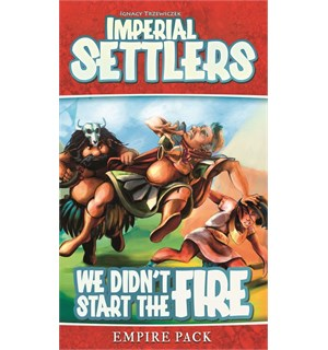 Imperial Settlers We Didnt Start theFire Utvidelse til Imperial Settlers