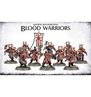 Khorne Bloodbound Blood Warriors Warhammer Age of Sigmar