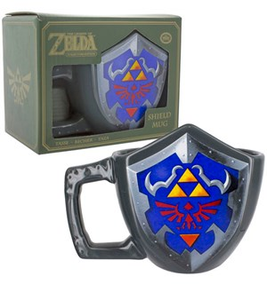 Legend of Zelda 3D Kopp Hyrule Shield