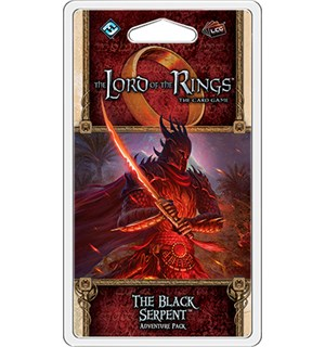 LotR TCG Black Serpent Adventure Pack Lord of the Rings The Card Game