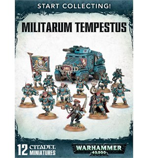 Militarum Tempestus Start Collecting Warhammer 40K
