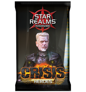 Star Realms Crisis Heroes Expansion/Utvidelse til Star Realms