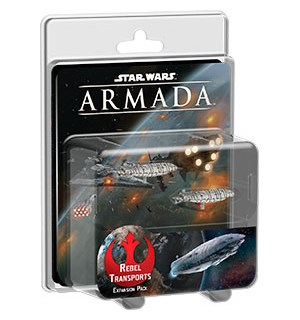 Star Wars Armada Rebel Transports Exp