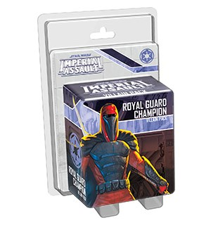 Star Wars IA Royal Guard Champion Imperial Assault Villain Pack