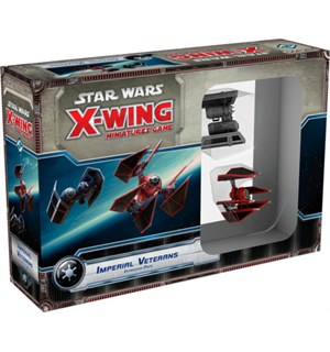 Star Wars X-Wing Imperial Veteran Expansion/Tilleggspakke