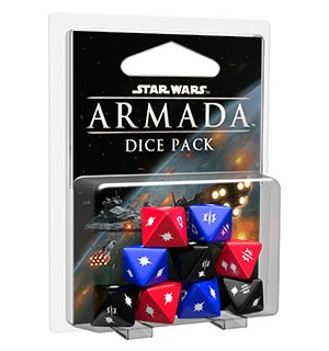 Star Wars Armada Dice Pack Terninger til Star Wars Armada