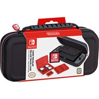 Switch Deluxe Travel Case Black Original Nintendo Switch Bæreveske