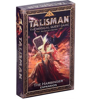 Talisman The Harbinger Expansion Utvidelse til Talisman Revised 4th Ed